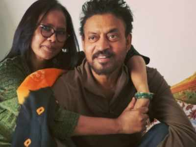 Irrfan Khan's wife Sutapa Sikdar: I have no idea how to welcome 2021