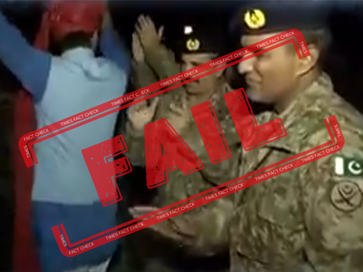 Fake alert: Old video of Indian, Pakistani soldiers dancing together viral again
