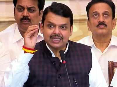 Devendra Fadnavis on Karnataka bypolls: Voters reject opportunist politics