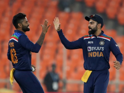 India vs England 4th T20I: Miffed over Suryakumar Yadav's dismissal, Virat Kohli wants 'I don't know' call for umpires