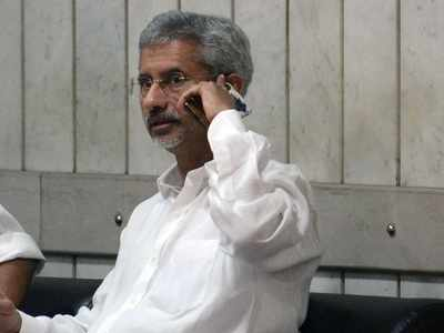 THE SECRETARIAT: MEA calling Gujarat IAS officer