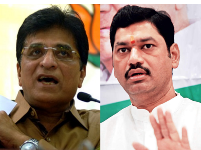 BJP leader Kirit Somaiya files complaint against Dhananjay Munde for 'concealing facts about wives, children'