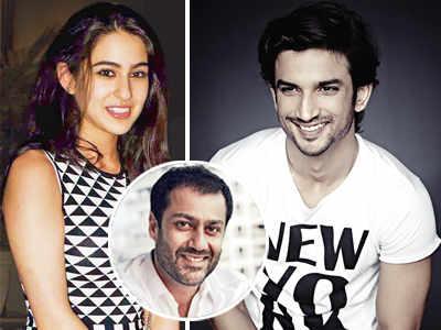 Sara Ali Khan to debut opposite Sushant Singh Rajput in an Abhishek Kapoor film