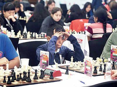 World Youth Chess Championship: R Praggnanandhaa wins but Divya Deshmukh loses