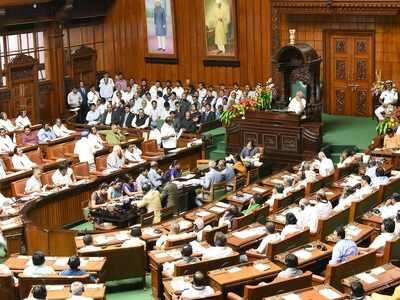 Karnataka trust vote updates: Karnataka Speaker adjourns House; to resume on July 23