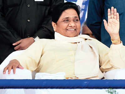 Mayawati under fire