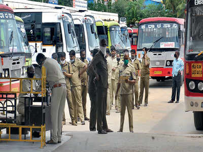 BMTC staff want more masks, sanitisers