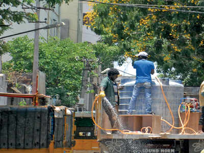 BBMP's door delivery tweet sparks panic