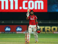 IPL: Centurion Rahul leads KXIP to 97-run win over RCB