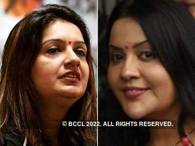 Priyanka Chaturvedi-Amruta Fadnavis engage in Twitter spat over shifting of Axis Bank salary account of Mumbai police