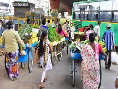 Loudspeakers no more: Pushcart vendors warned