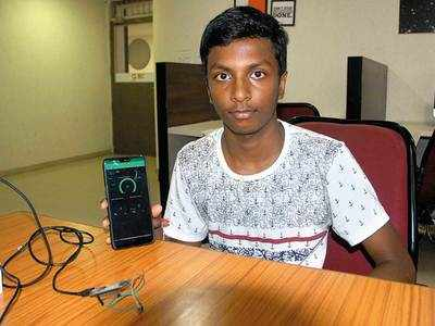 Class 10 student develops 'Thing Finder' for elderly