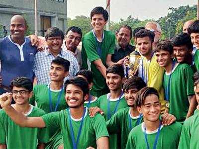 Ahmedabad colts defend their crown