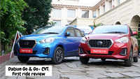 Datsun Go & Go+ CVT review
