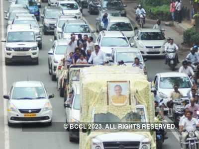 Delhi bids Sheila Dikshit farewell