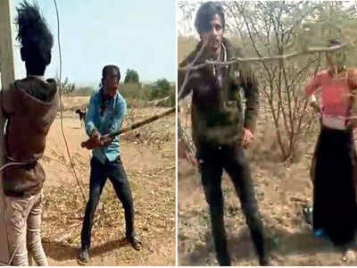 Men thrash, abuse youths 'in love', videos go viral