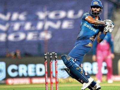 Suryakumar Yadav's classy knock sinks RR as MI deliver a complete performance for an easy win