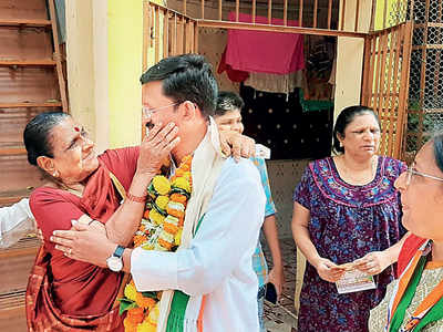 'There are places in Goregaon that have no electricity and medical facilities': Defeated Congress candidate  Yuvraj Mohite digs in for the long run
