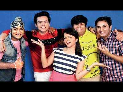 Taarak Mehta Ka Ooltah Chashmah resumes shoot with the Tapu Sena