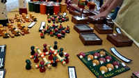 2-day heritage games exhibition underway at Hyderabad