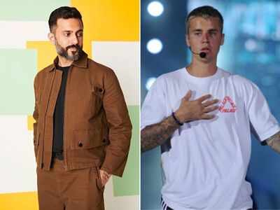 Anand Ahuja, Justin Bieber and Illadelph