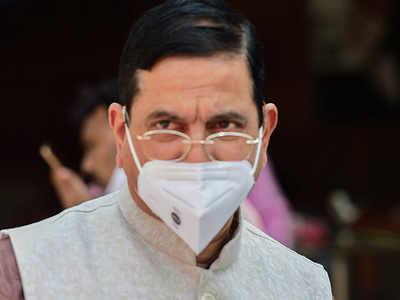 Coronavirus live updates: Union minister Pralhad Joshi tests Covid positive