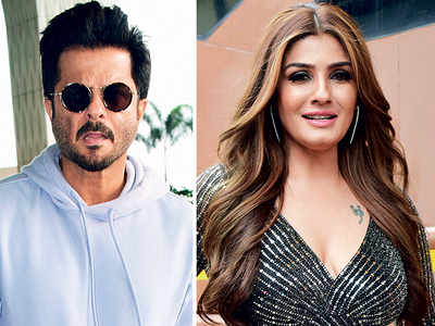 Anil Kapoor, Raveena Tandon to perform for Indian community on Diwali in Israel