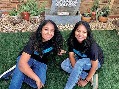 2 teens who slay inner demons