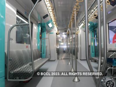 Pune Metro: Three-coach train arrives from Nagpur, trial run soon