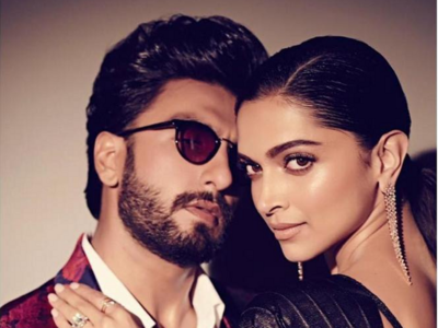 Ranveer Singh goes gaga over wife Deepika Padukone