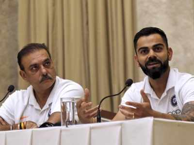 Skipper Virat Kohli dismisses reports of rift with Rohit Sharma