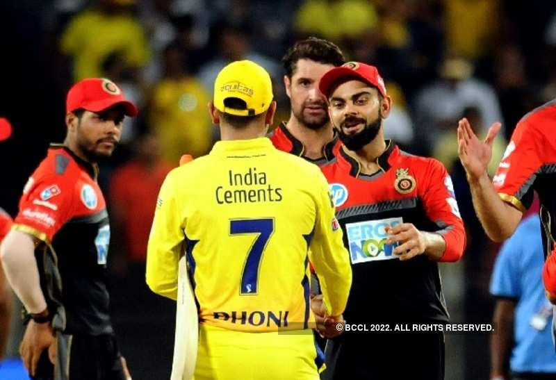 CSK beat RCB by 6 wickets in Pune