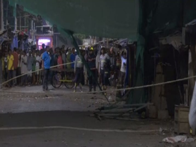 1 dead, 3 injured after under-construction building collapses in Dharavi