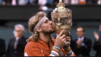 Tennis legend Bjorn Borg turns 63 years old