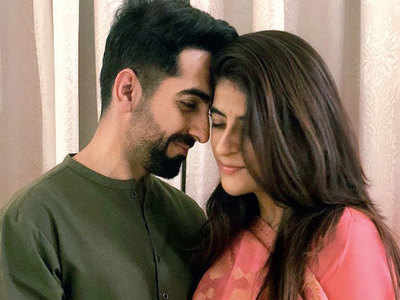 Role reversal for Ayushmann Khurrana on Karva Chauth as he fasted for wife Tahira Kashyap