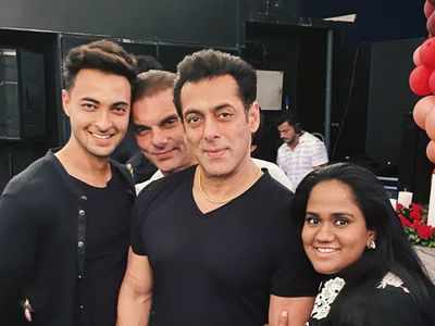 Arpita Khan Sharma, Aayush Sharma's second child to be born on Salman Khan's birthday