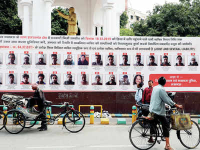 UP hoardings violate personal liberty: High Court