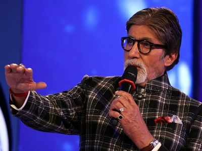 Big B returns to Marathi cinema with AB Aani CD