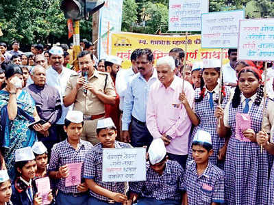 Citizens responsible for jams: RSS study