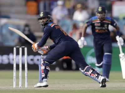 India vs Australia 3rd ODI: Pandya, Jadeja shine as visitors finish on 302/5