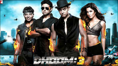 Film review: Dhoom 3