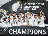 New Zealand beat India in World Test Championship final