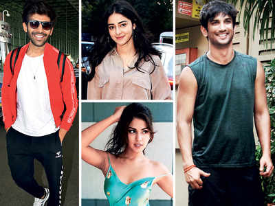 Kartik Aaryan and Ananya Panday dating each other?
