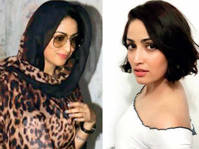 When Yami Gautam tried to hide her look from Uri