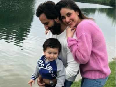 Saif Ali Khan and Kareena Kapoor Khan set to welcome second baby