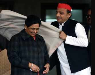 Caution for Cong: Vote split ahead as SP, BSP tie up for all seats in Maha