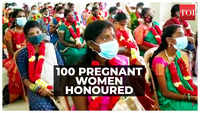 Chennai: Over 100 pregnant women honoured in 7-month ceremony