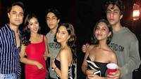 Shah Rukh Khan's son Aryan Khan's party pictures are breaking the internet