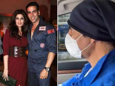 Here's why Akshay took Twinkle to a hospital