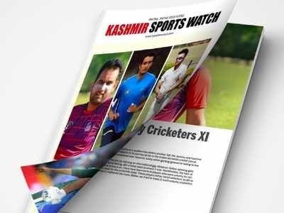 Kashmir Sports Watch: How 5 journalists run a magazine that focuses on local sports